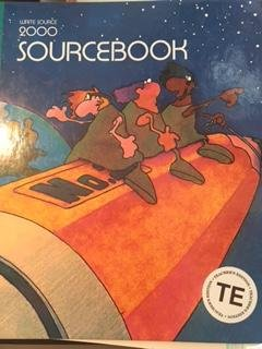 Write source 2000 sourcebook: Planning guide and answer key : ... a planning guide for using Sourcebook 6000 (0669432741) by Kemper, Dave