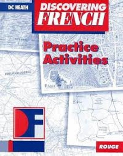 9780669435306: McDougal Littell Discovering French Nouveau: Activity Workbook Level 3
