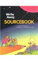 9780669440461: Write Away Source Book WorkBook