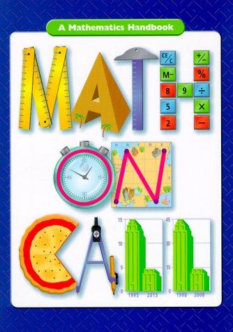9780669457704: Math on Call: A Mathematics Handbook