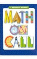 9780669457711: Math on Call: A Mathematics Handbook, Grades 6-8