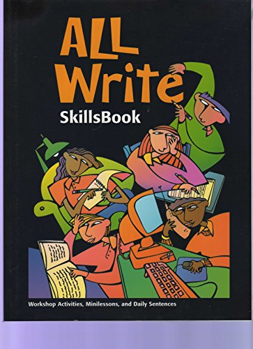9780669459814: Great Source All Write: Student Skills Book