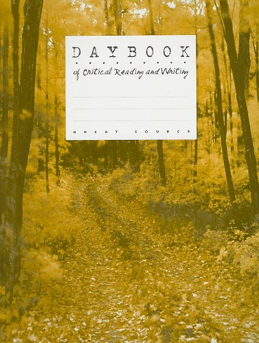 9780669464405: Daybook of Critical Reading and Writing, Grade 6
