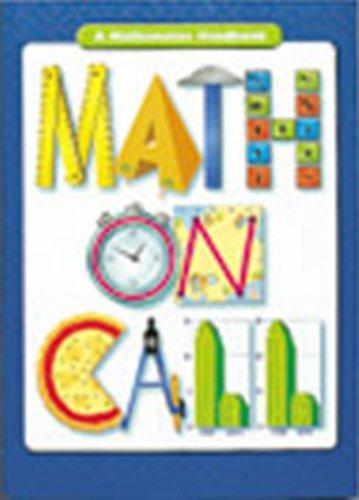 9780669469233: Math On Call: Teacher's Resource Book