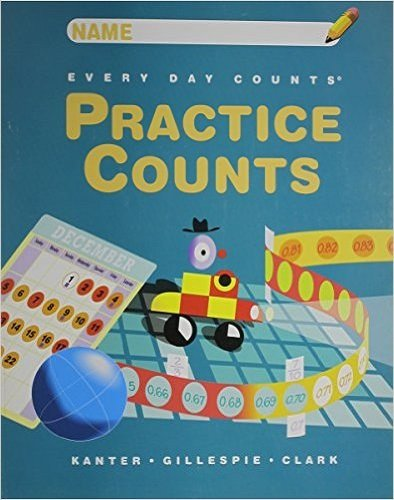9780669469257: Great Source Every Day Counts: Practice Counts: Student Workbook Grade 2