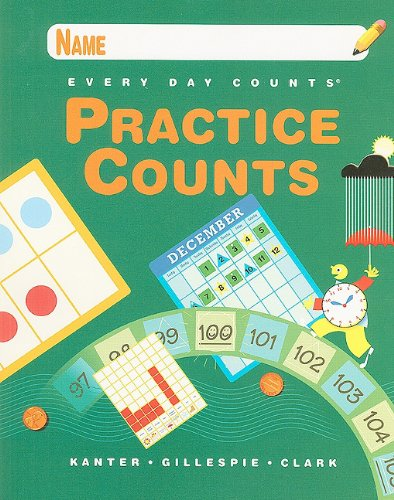 9780669469271: Great Source Every Day Counts: Practice Counts: Student Workbook Grade 3