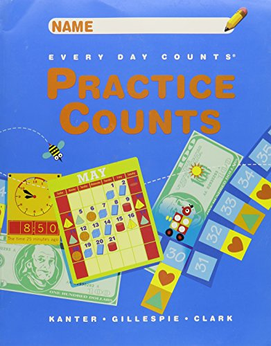 9780669469295: Great Source Every Day Counts: Practice Counts: Student Workbook Grade 4