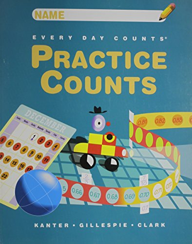 9780669469318: Great Source Every Day Counts: Practice Counts: Student Workbook Grade 5