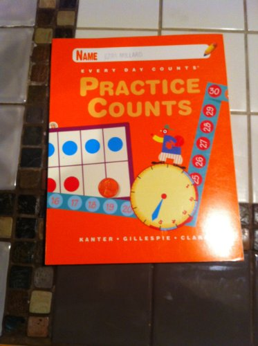 9780669469400: Great Source Every Day Counts: Practice Counts: Student Workbook Grade 1
