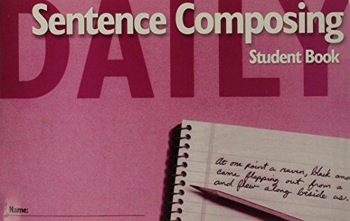 9780669470468: Daily Sentence Composing