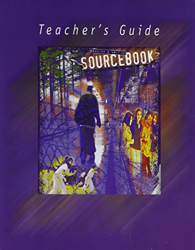 9780669471380: Reading and Writing Sourcebook, Grade 9: Teacher's Guide