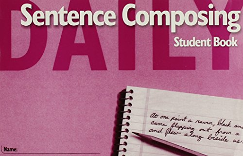 9780669471502: Great Source Daily Sentence Composing: Student Edition Grade 8 (Dailies-Grammer & Composition)