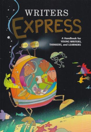 9780669471632: Great Source Writer's Express: Student Edition Grade 4 Handbook (hardcover) 2000