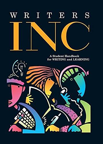 9780669471649: Great Source Writer's Inc.: Student Edition Handbook Grades 9 - 12