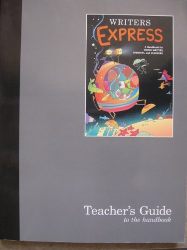 9780669471663: Writers Express: Teacher's Guide