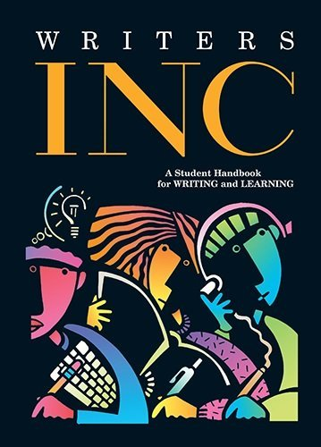 9780669471861: Writers INC:  A Student Handbook for Writing & Learning