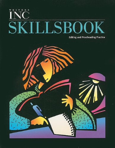 9780669471885: Great Source Writer's Inc.: Student Edition Skills Book Grade 9 (Write Source 2000 Revision)