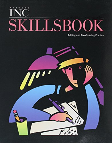 9780669471908: Great Source Writer's Inc.: Student Edition Skills Book Grade 10