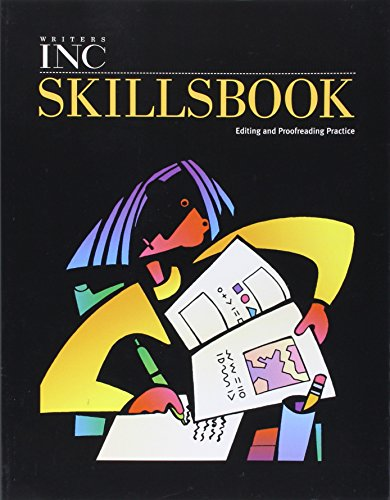 9780669471939: Great Source Writer's Inc.: Student Edition Skills Book Grade 11 (Write Source 2000 Revision)