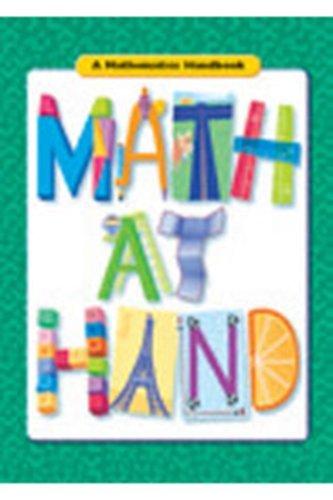 9780669472301: Math at Hand: Teacher's Resource Book