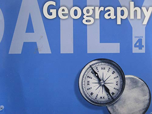 9780669472394: Great Source Daily Geography: Teacher's Manual Grade 4 (Dailies-Government)