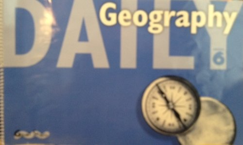 9780669472424: Great Source Daily Geography: Teacher's Manual Grade 6 (Dailies-Government)