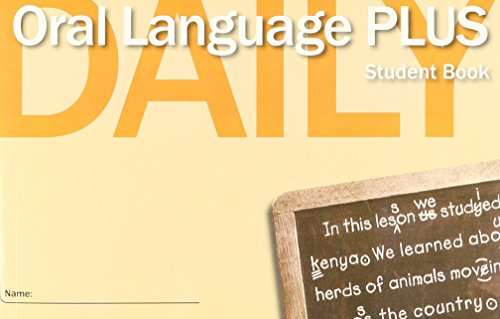 9780669476002: Daily Oral Language Plus Student Book Grade 4