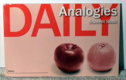 9780669476552: Great Source Dailies Daily Analogies Grade 7