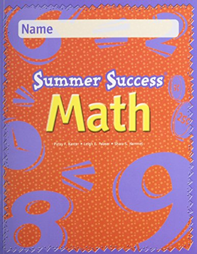 9780669478501: Great Source Summer Success Math: Student Edition Grade 2 2000