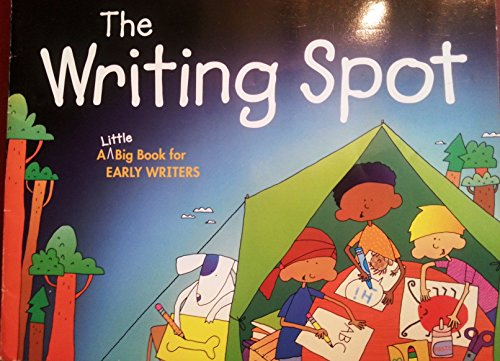 9780669481723: Great Source Writing Spot: Student Edition Grade K (Write Source 2000 Revision)