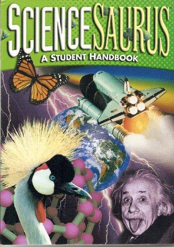9780669481921: ScienceSaurus: A Student Handbook, Grade 6-8