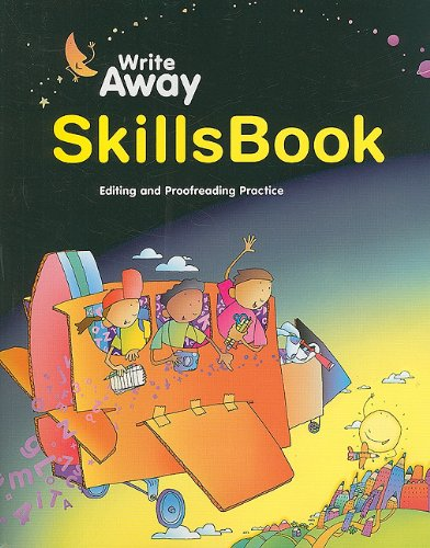9780669482379: Great Source Write Away: Student Edition Skills Book
