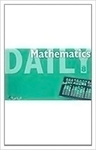 9780669484243: Great Source Daily Math: Daily Math Overhead Transparencies Grade 8
