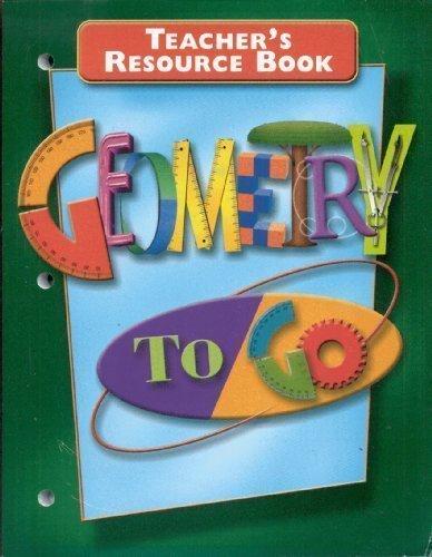 9780669488074: Geometry to Go: Teacher's Resource Book