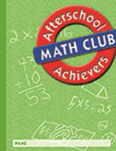 9780669488197: Afterschool Achievers Math: Student Edition Grade 3 2002