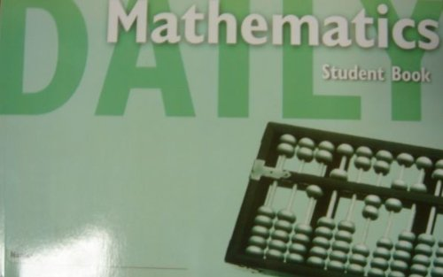 9780669489170: Great Source Daily Math: Student Edition 10 Pack Grade 8 2001 (Dalies-Math)