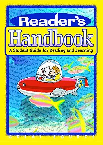 9780669490091: Reader's Handbooks: Handbook (Softcover) Grades 4-5 2002