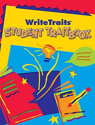 Write Traits Student Traitbook: Vicki Spandel; Jeff Hicks