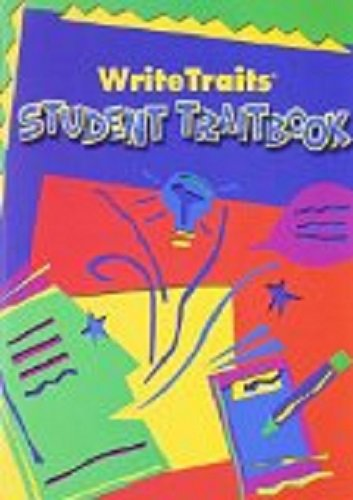 9780669490411: Great Source Write Traits: Student Edition Traitbook Grade 8 2002