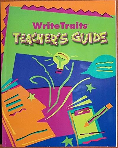 9780669490459: Great Source Write Traits: Teacher's Guide Grade 6 2002