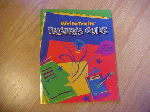 3113479d9 Great Source Write Traits  Teacher s Guide Grade  Vicki Spandel