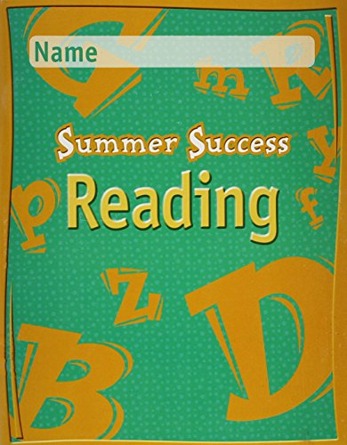 9780669491647: Summer Success Reading, Grade 7