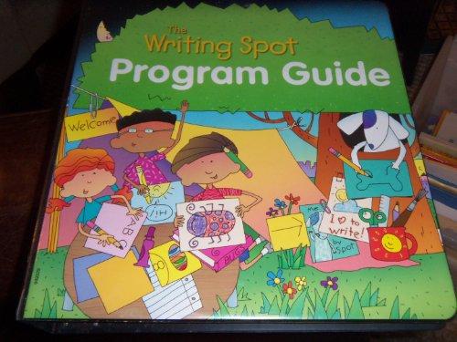 9780669493290: The Writing Spot Program Guide