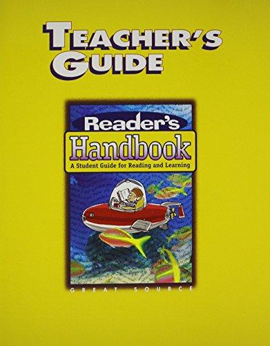 9780669495331: Great Source Reader's Handbooks: Complete Program Package Grade 5 (Readers Handbook)