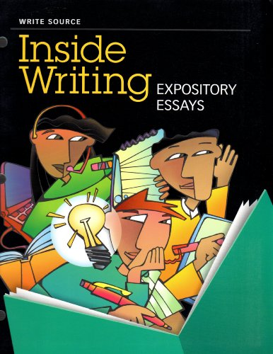 9780669497984: Great Source Write Source Inside Writing: Expository Essays Student Edition Grade 6 (Ws Inside Writing)