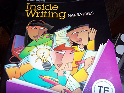 9780669498103: Great Source Write Source Inside Writing: Teacher's Edition Grade 7 2003