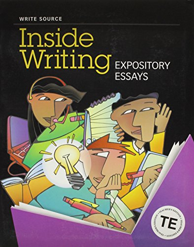 9780669498196: Great Source Write Source Inside Writing: Teacher's Edition Grade 7 2003