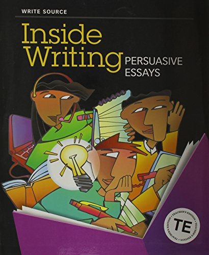 9780669498219: Great Source Write Source Inside Writing: Teacher's Edition Grade 7 2003