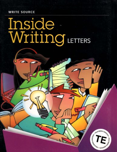 9780669498288: Great Source Write Source Inside Writing: Teacher's Edition Grade 7 2003