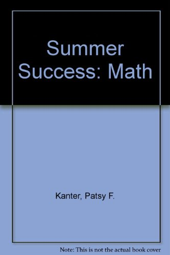 9780669499407: Great Source Summer Success Math: Student Edition Grade 3 2002